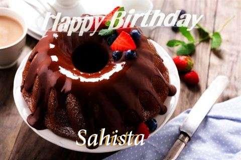 Happy Birthday Sahista