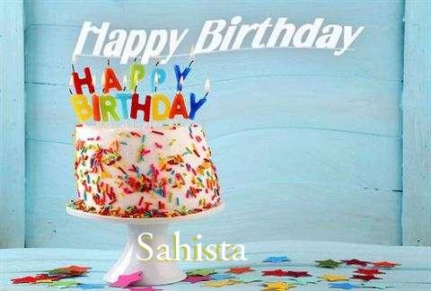 Birthday Images for Sahista