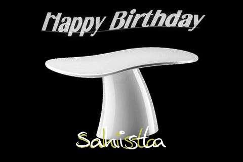 Sahista Birthday Celebration