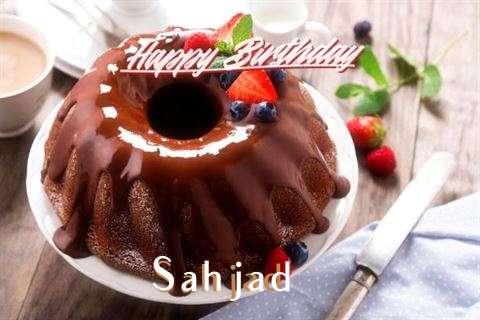 Birthday Images for Sahjad