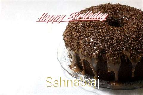 Happy Birthday Sahnabaj