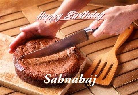 Birthday Images for Sahnabaj