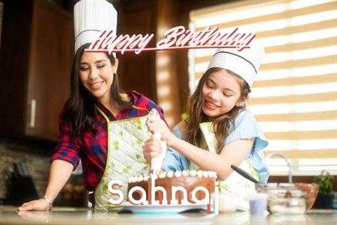 Happy Birthday Sahnaj