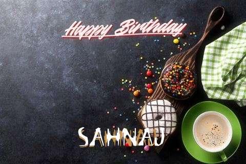 Happy Birthday to You Sahnaj