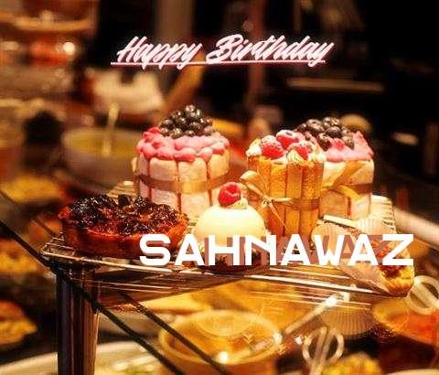 Happy Birthday Wishes for Sahnawaz