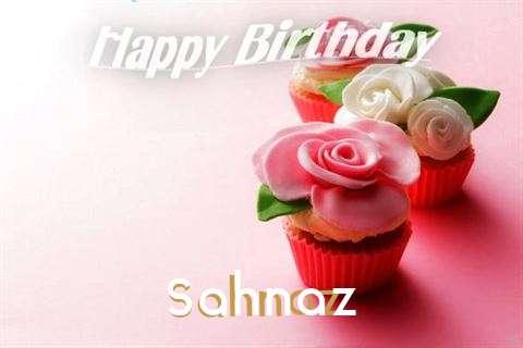 Wish Sahnaz