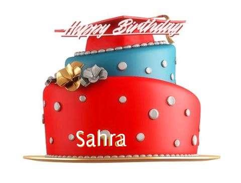 Sahra Birthday Celebration