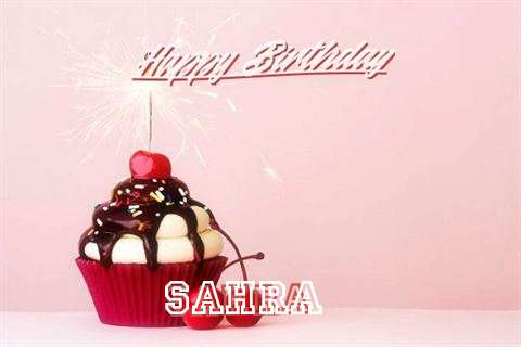 Happy Birthday Wishes for Sahra