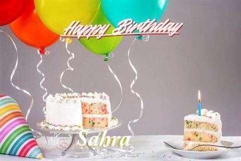 Sahra Cakes