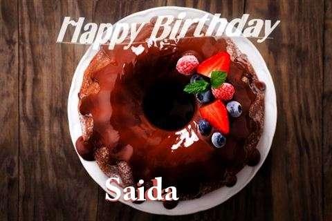 Wish Saida