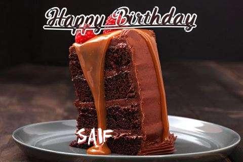 Saif Cakes