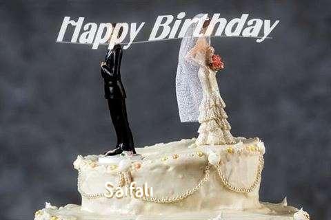 Birthday Images for Saifali