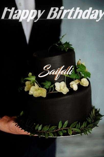 Saifali Birthday Celebration