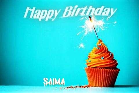 Birthday Images for Saima