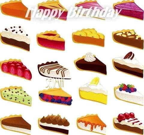 Saima Birthday Celebration