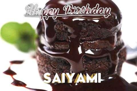 Birthday Wishes with Images of Saiyami