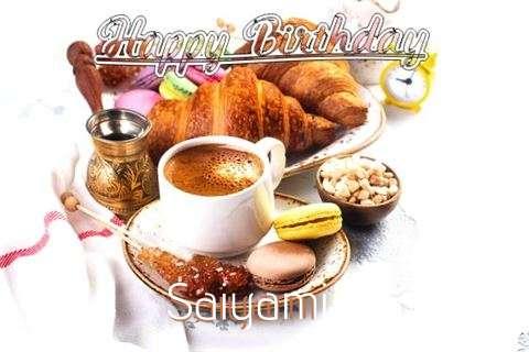 Birthday Images for Saiyami