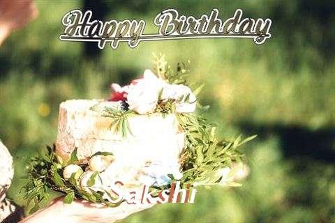 Birthday Images for Sakshi