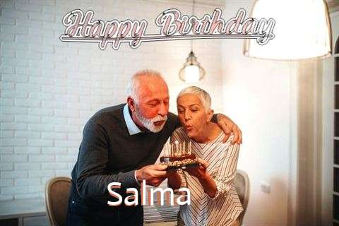 Salma Birthday Celebration