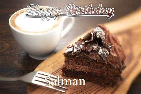 Birthday Images for Salman