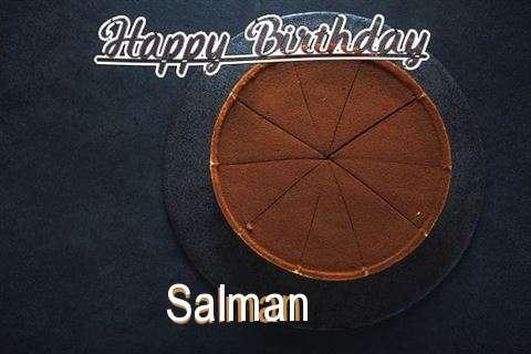 Happy Birthday to You Salman