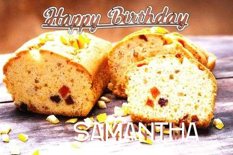 Birthday Images for Samantha