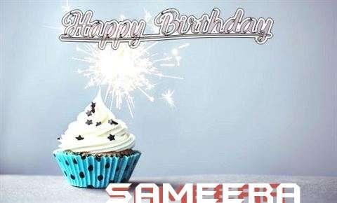 Happy Birthday to You Sameera