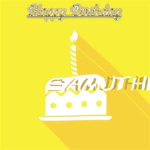 Birthday Images for Samuthirakani