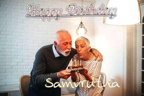 Samvrutha Birthday Celebration