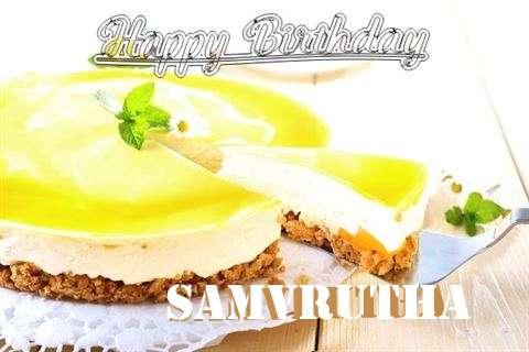 Wish Samvrutha