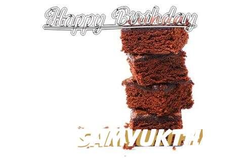 Samyuktha Birthday Celebration