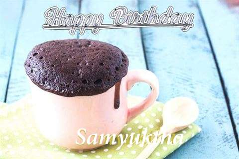 Wish Samyuktha