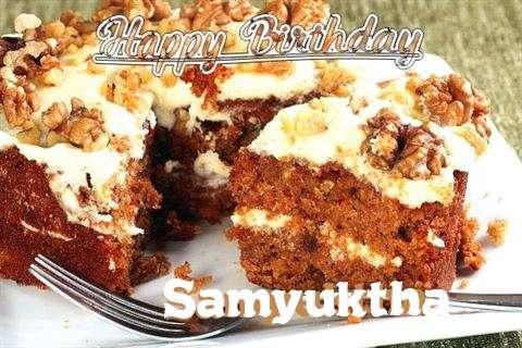 Samyuktha Cakes