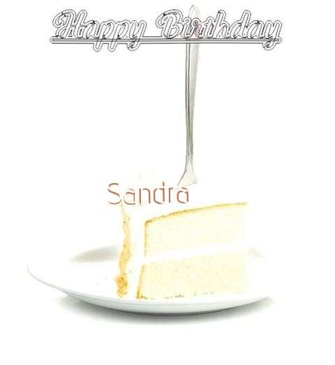 Happy Birthday Wishes for Sandra