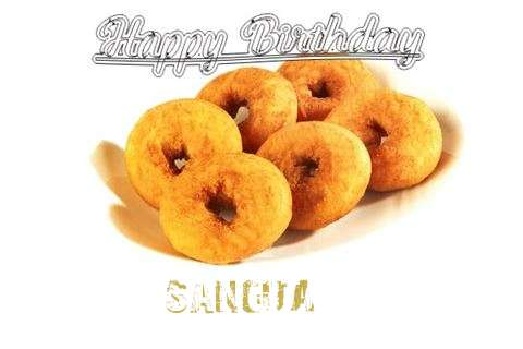 Happy Birthday Sangita