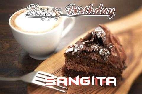Birthday Images for Sangita
