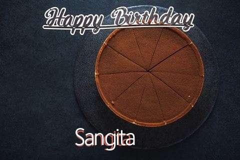Happy Birthday to You Sangita