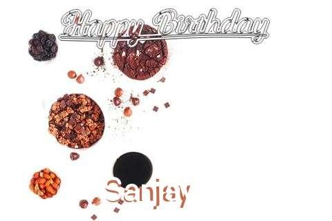 Happy Birthday Wishes for Sanjay
