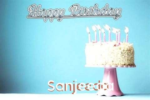 Birthday Images for Sanjeeda
