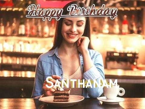 Birthday Images for Santhanam