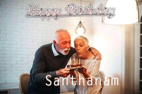 Santhanam Birthday Celebration