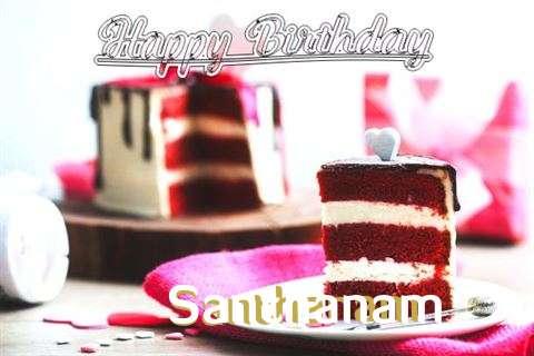 Happy Birthday Wishes for Santhanam