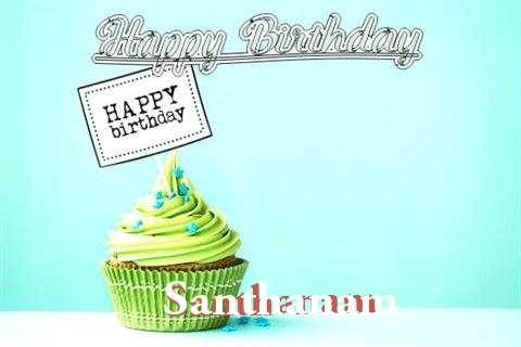 Happy Birthday to You Santhanam
