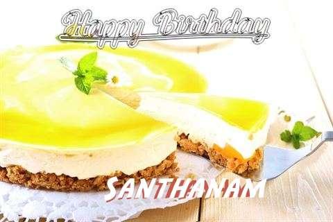 Wish Santhanam