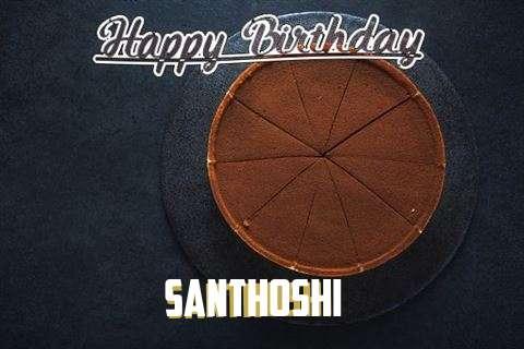 Happy Birthday to You Santhoshi