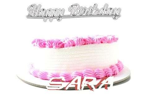 Happy Birthday Wishes for Sara