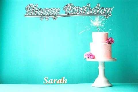 Wish Sarah