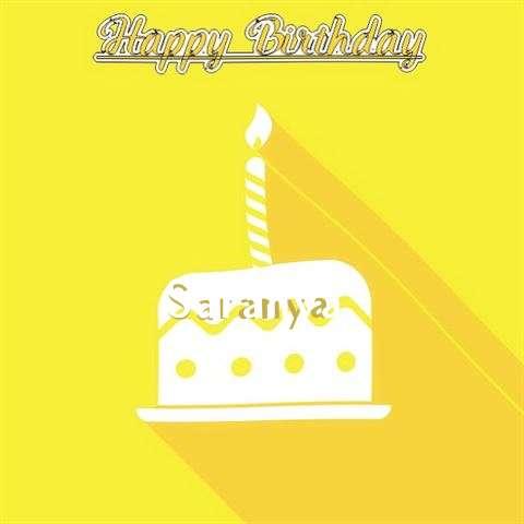 Birthday Images for Saranya