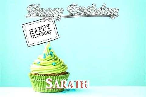 Happy Birthday to You Sarath