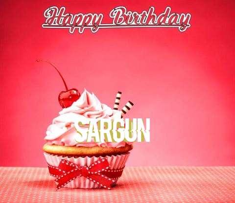 Birthday Images for Sargun